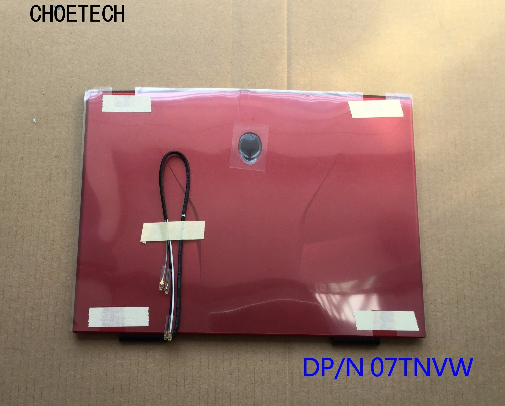 Free Shipping FOR DELL FOR Alienware M11x R3 M11x R2 11.6 Red LCD Lid Back Cover 7TNVW 07TNVW shell цена