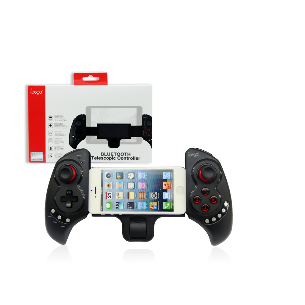 iPEGA PG 9023 Wireless Bluetooth Game Pad Gaming Controller Gamepad Joystick for Android IOS Tablet PC