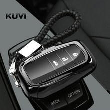 Tpu For Toyota Hilux Fortuner Land Cruiser Camry Silicone Remote Key Case Fob Shell Cover Skin Holder 3 Button 2016 2017 2018 soft tpu car key case cover keychain for toyota avalon 8 camry 2019 levin ioza chr