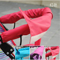 Baby Stroller Accessories Pram General Armrest Cover Bumper Bar Cover Infantil Buggy Carriages Cloth Case