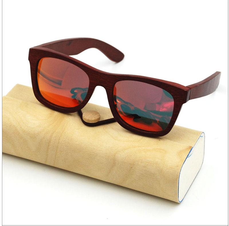 Wood Sunglasses Polarized  aliexpress com sport wood sunglasses australia colors mirror