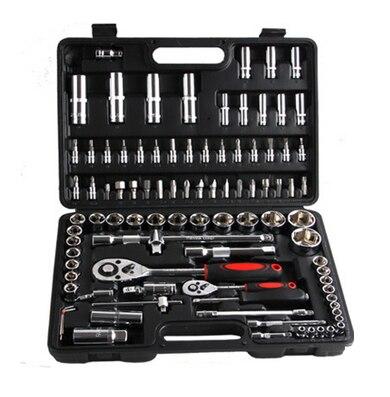 AYHF-100% Good 94 pcs car repair tool A sleeve hardware tools combination