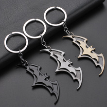 Bat Car Keychain for Bag Car Accessories Key Hanging Pendant Key Chains Key Ring Women Men цена и фото