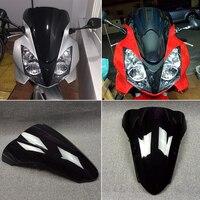 VFR800 2002 2009 2003 2004 2005 2006 2007 2008 Motorcycle Windshield Windscreen For Honda VFR 800
