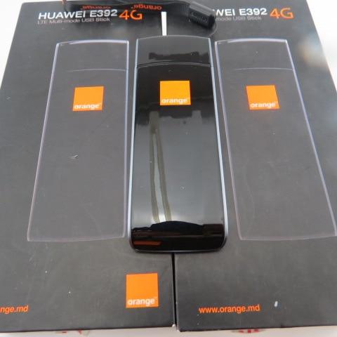 hot selling products huawei 4g usb modem E392u-12 lte-fdd 800(b20)/900(b8)/1800(b3)/2100(b1)/2600(b7) mhz original unlocked huawei e3372 m150 2 lte fdd 150mbps 4g lte modem support lte fdd 800 900 1800 2100 4g crc9 49dbi dual antenna
