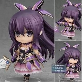 NEW hot 10cm DATE A LIVE Princess Yatogami Tohka action figure toys collection Christmas gift doll with box new hot 14cm pikachu gary oak okido green eevee action figure toys collection christmas gift doll with box