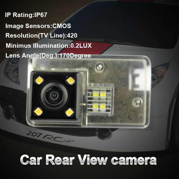 Reverse Parking Camera System Rear View Camera Car Accessories Fit ...