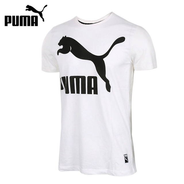 Original New Arrival 2018 PUMA Men\u0027s T-shirts short sleeve Sportswear