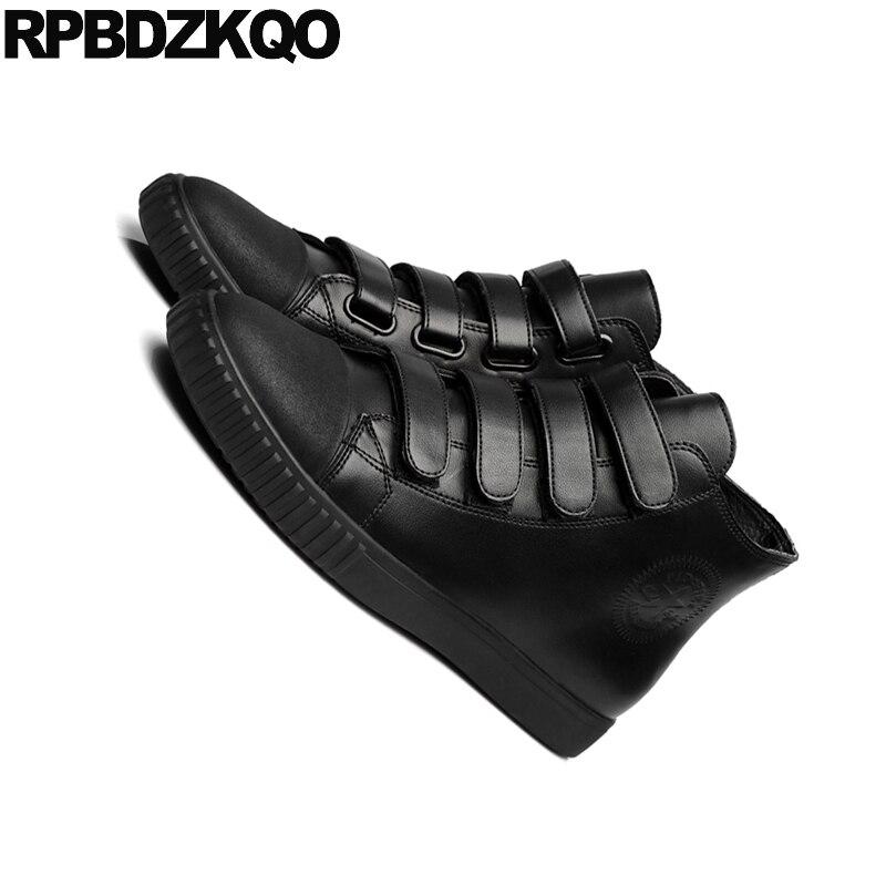 Chaussures rouge Hiver Noir Skate Hommes Rouge Top En Nouveau Sneakers Design Hip Caoutchouc Et Noir 2018 Hop Formateurs Printemps Confort Casual High Automne lFJTK1c3
