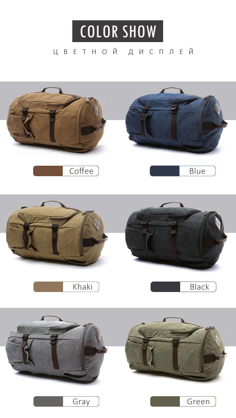 Men Large Capacity Cylinder Backpacks HTB1UBZ4B3KTBuNkSne1q6yJoXXaO