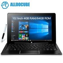 """10.1 """"IPS Cube iwork10 Ultimate Windows10 + двойной ОС Android 5.1 планшетный ПК Intel Atom X5-Z8350 Quad Core 4 ГБ Оперативная память 64 ГБ Встроенная память"""