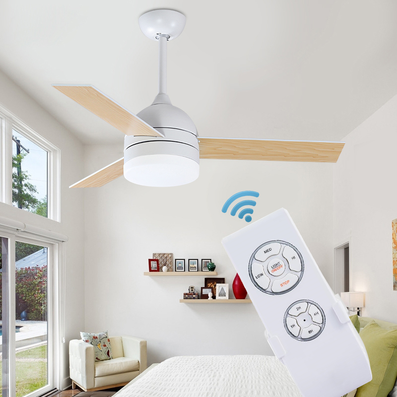 anysane remote control switch multi functional fan control support timing schedule wireless ceiling fan lamp remote - Remote Control Ceiling Fans