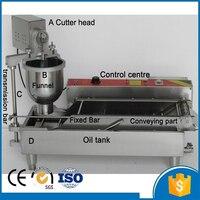 Mini 800 pces por hora automático cortador de bagel donut maker que faz máquinas com melhor preço