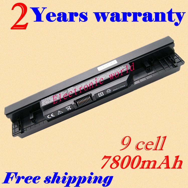 JIGU New 9 Cell Laptop battery for DELL Insprion 1564 JKVC5 for Inspiron 14 (1464) 15 (1564) 17 (1764) free shipping