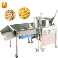Big Capacity Automatic Commercial Popcorn Machine/Gas Corn Maize Popper