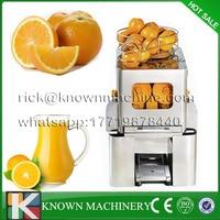 2017 the CE certified 120W 20 Orange / min orange juice extractor machine commercial orange juicer machine for sale