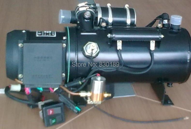 8KW 24V water liquid parking heater Webasto type for gas