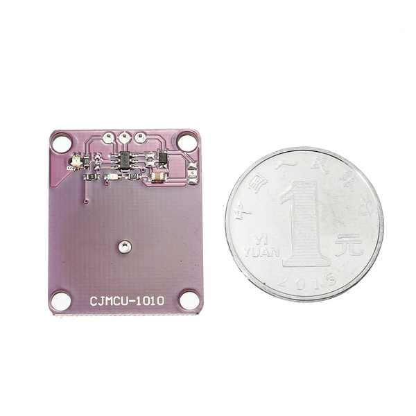 1 PC nouveau CJMCU-0101 simple canal inductif capteur de proximité bouton de commutation clé capacitif tactile commutateur Module pour Arduino
