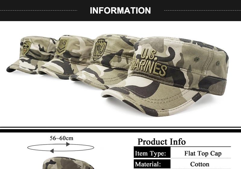 men cap camouflage