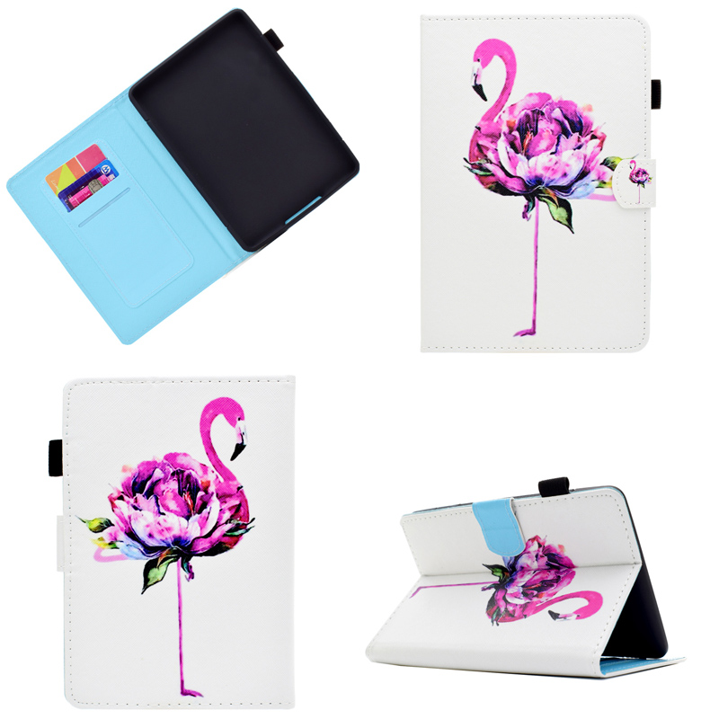PU Leather Stand Case Smart Cover For Amazon Kindle Paperwhite 1 2 3 6''Auto Sleep/Wake Tablet Flip Cover With Pen Cover mdfundas flower animal pattern cover for amazon kindle paperwhite 1 2 3 case flip stand leather shell for kindle paperwhite 3