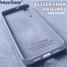 Original Liquid Silicone Case Cover For SamSung Galaxy S8 S9 S10 Plus S10E S20 Ultra Note 20 10 Pro 8 9 S7 Edge A71 A70 A50 A51