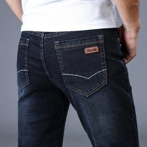 Men'S Classic Jeans Brand Larg