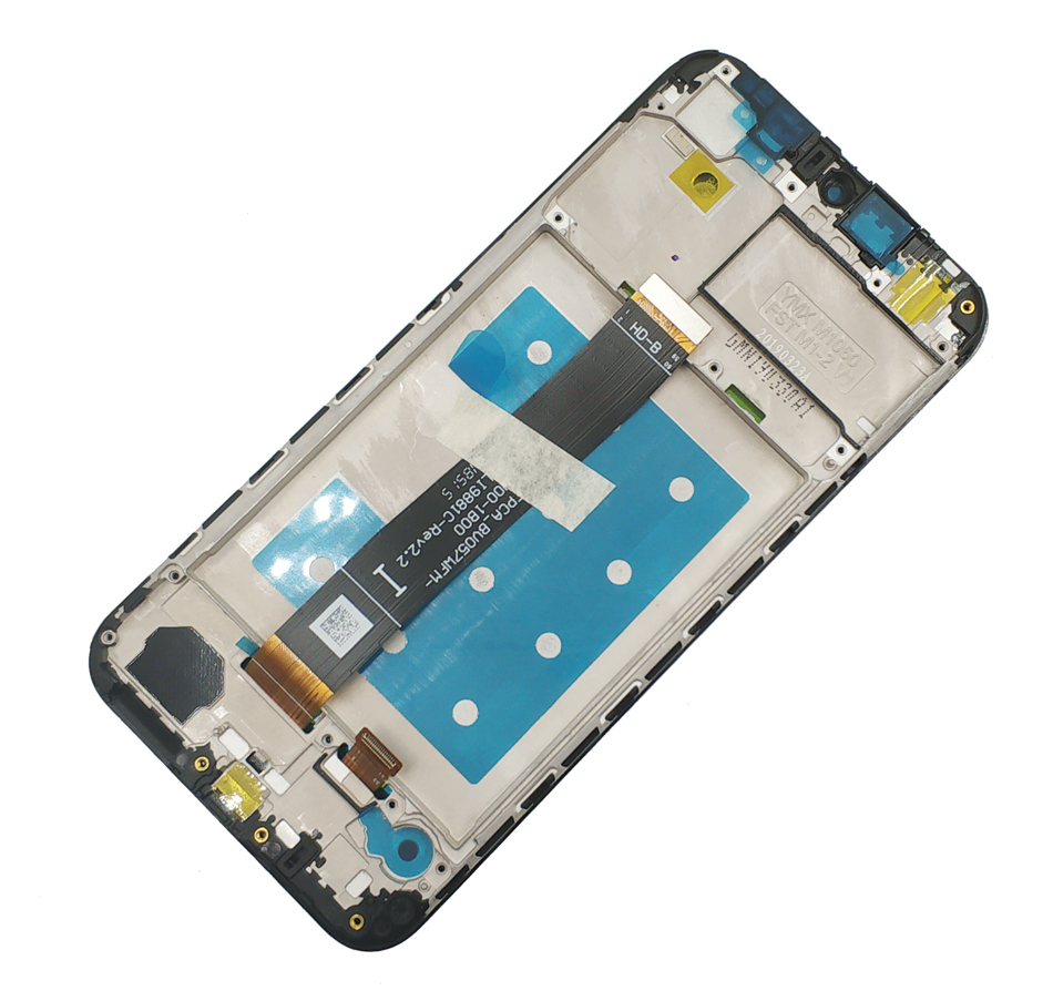 Image 5 - for Huawei Y5 2019 LCD Display Screen Touch Digitizer with Frame LCD Display Repair Parts  AMN LX9 AMN LX1 AMN LX2 AMN LX3-in Mobile Phone LCD Screens from Cellphones & Telecommunications