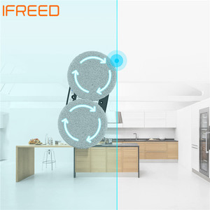 Image 4 - robot vacuum cleaner window cleaning robot window cleaner electric glass limpiacristales remote control for home