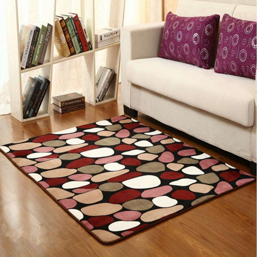 Large And Small Size Rugs Floor Carpets Bathroom Mat Non Slip Toilet Bath  Mat Memory