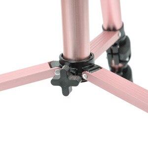 Image 3 - Tripé para treinamento de rosas, cabeça manequim para cabeça e bloco de lona, tripé com liga de alumínio, estável forte