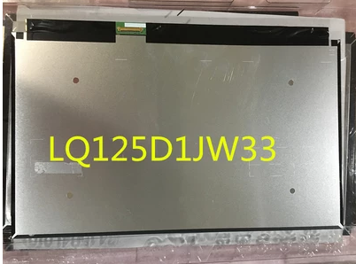 LQ125D1JW33 12.5 inch notebook LCD screen, free delivery n101l6 l02 10 1 inch notebook lcd screen