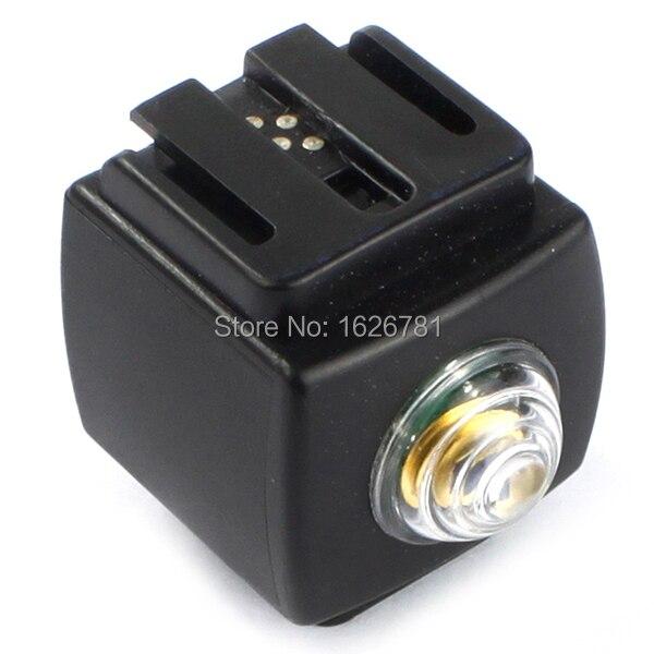 Para SYK 6 Sony sincronizador flash luz gatilho terno para sony e minolta pisca câmera HVL F58AM HVL F56AM HVL F36AM