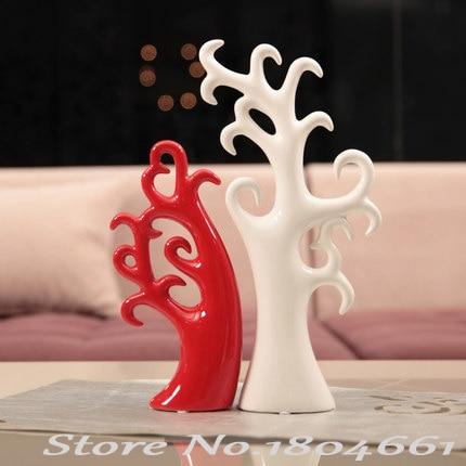 կերամիկական սիրահար ծառ տնային դեկոր - Տնային դեկոր - Լուսանկար 1