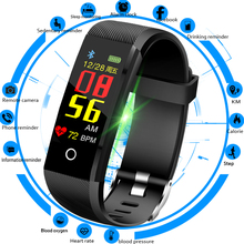 WISHDOIT 2018 Smart Watch Women blood pressure Heart Rate Monitor Fitness Tracker Sport ios Android+Watchband