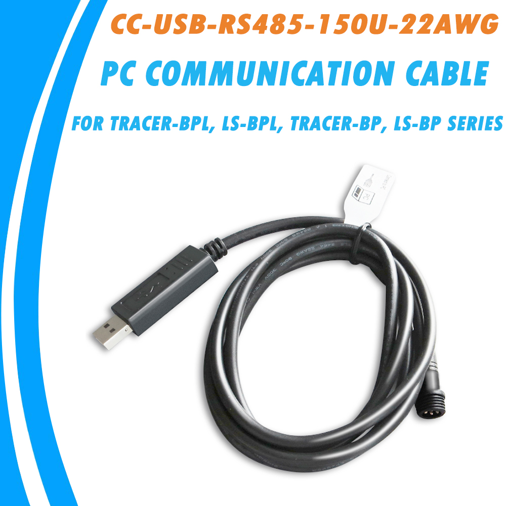Cc Usb Rs485 150u Communication Cable Of Ep Solar Controller To Wiring Diagram Epever 22awg 15m Pc For