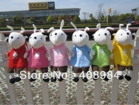 plush Toy Backpack For girl boy Children Gifts Plush Toy Doll Bag length 55cm