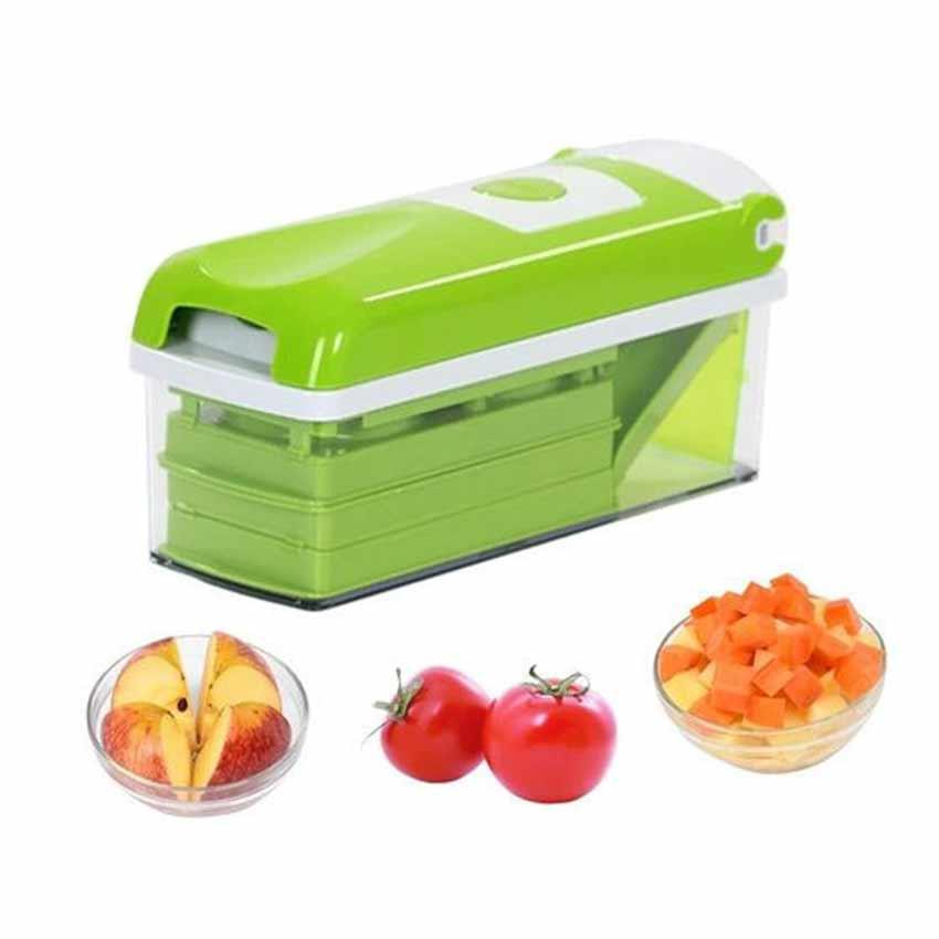 12pcs/set Manual Vegetable Slicer Dicer Fruit Chopper Peelers