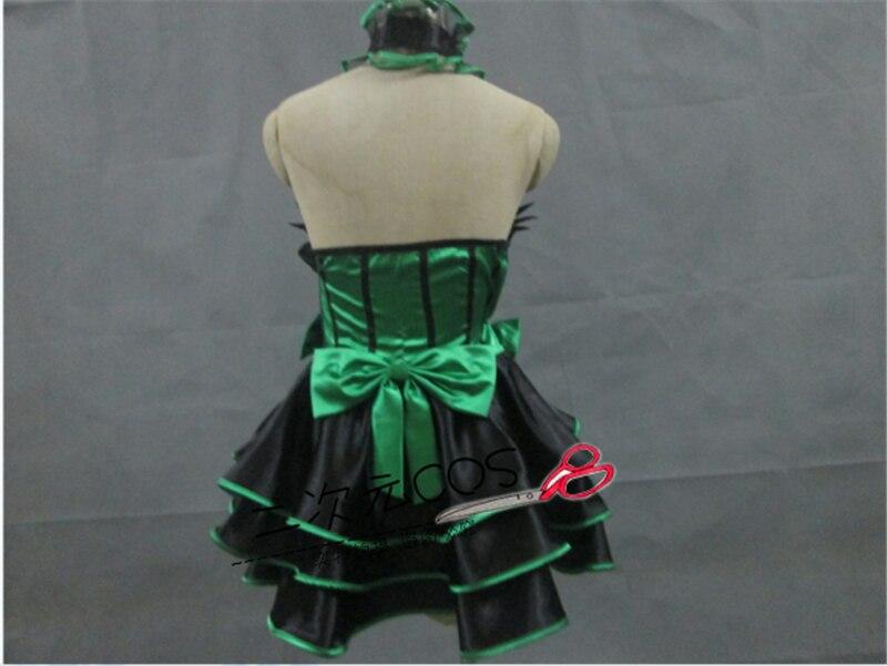 Windowmaker Black Swan suit cosplay costume summer dress female 2