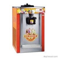 Soft Serve Ice Cream Machine Commercial Ice Cream Equipment Single Flavor Digital Control System Brand New