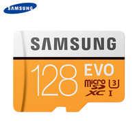SAMSUNG 128GB 64GB Micro SD Speicher Karte EVO 32GB C10 SDHC SDXC U1 U3 TF Karte 32G 64G 128G 100% Original