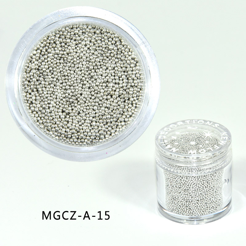 10gram/Pot 0.6mm-0.8mm Silver colors Caviar Nail Beads Glass Trend Caviar Nail Art Decorations Micro Beads MGCZ-015 виниловые пластинки patti smith live in germany 1979 180 gram
