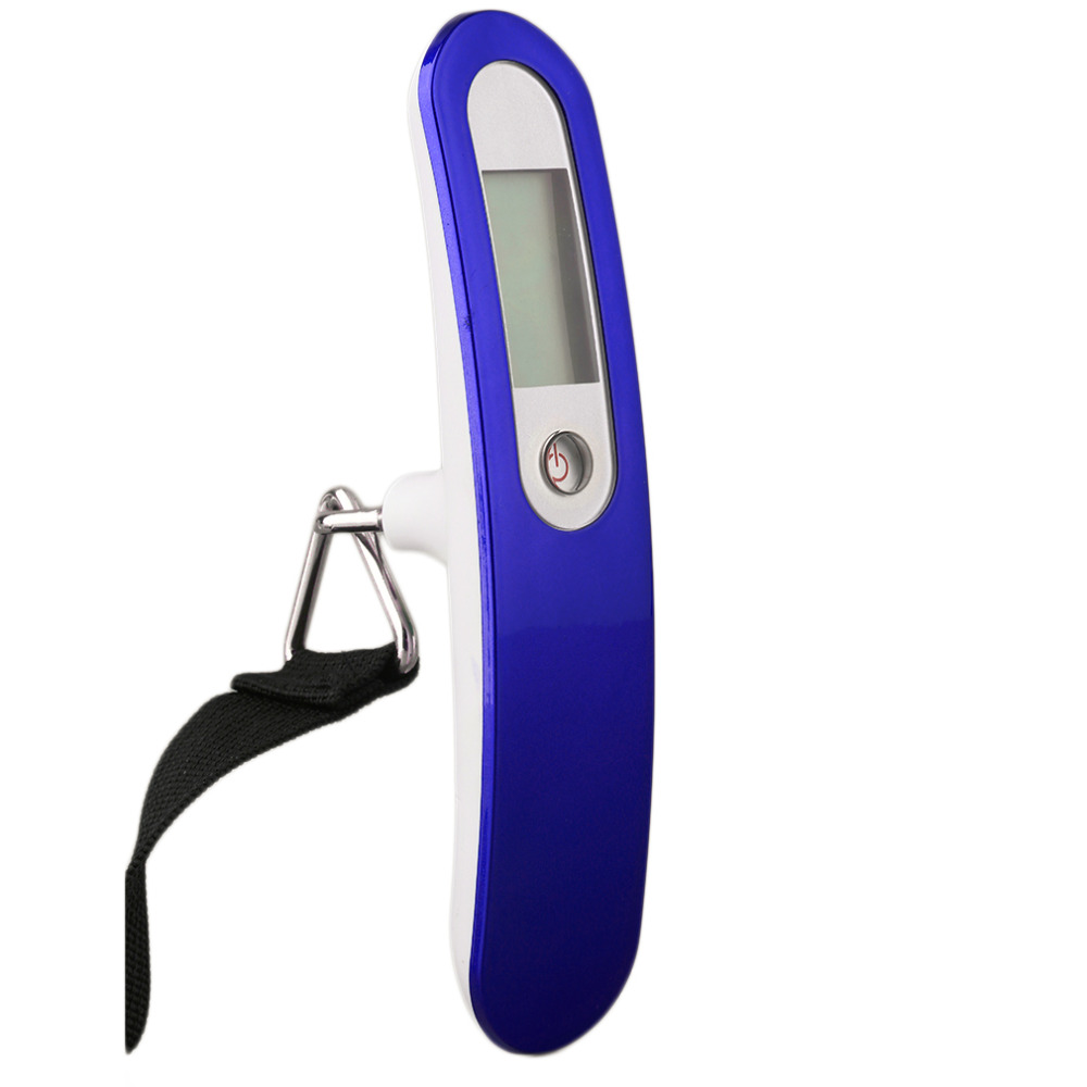 2017 100% Brand new and high quality! Portable Digital LCD Electronic Handheld Luggage Balance Scale Weight