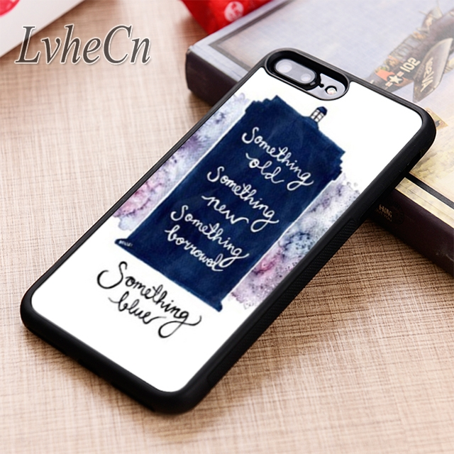 Fitted Cases Genteel Lvhecn Tardis Doctor Who Style Phone Case Cover For Iphone 6 6s 7 8 X Xr Xs Max 5 5s Se Samsung Galaxy S5 S6 S7 Edge S8 S9 Plus Be Shrewd In Money Matters