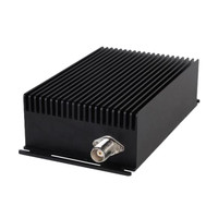 vhf uhf 433MHz מודם רדיו 25W UHF כונס 144MHZ VHF משדר RS232 & RS485 משדר נתונים אלחוטי עבור ימית אבטחה מערכת (2)