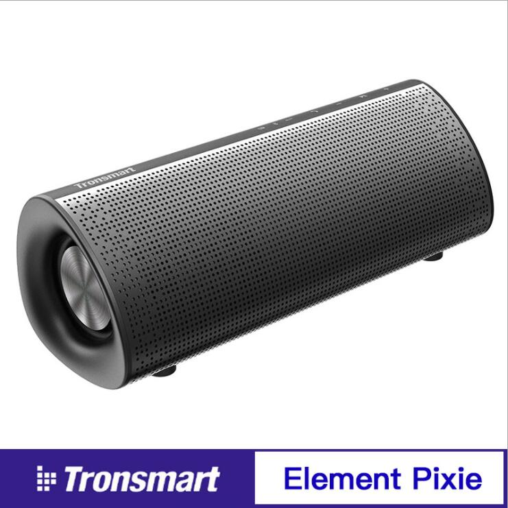 Tronsmart Element Pixie Bluetooth Speaker Wireless Speaker 3D Digital Sound TWS Output NFC 20m Portable Speaker MicroSD CardTronsmart Element Pixie Bluetooth Speaker Wireless Speaker 3D Digital Sound TWS Output NFC 20m Portable Speaker MicroSD Card