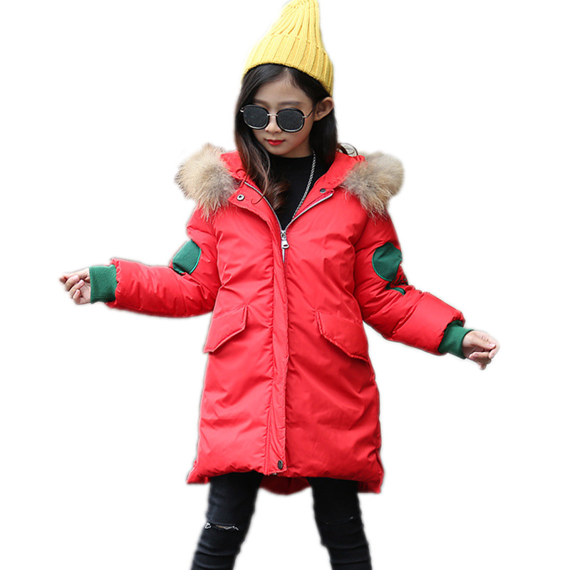children winter coat 2018 new kids winter jackets long cartoon printed girls cotton padded jackets thicken warm children outwear high quality new winter jacket parka women winter coat women warm outwear thick cotton padded short jackets coat plus size 5l41