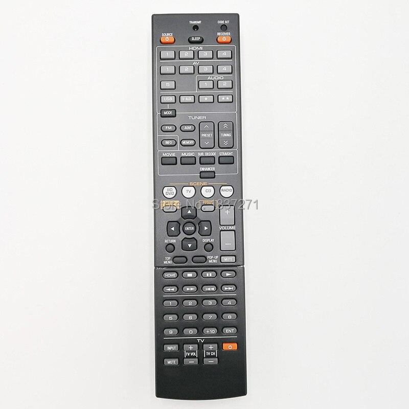 New factory original RX-V471 RX-V567 RX-V367 RX-V371 RX-V373 RX-V375 HTR-4064 remote control for yamaha amplifier universal remote control suitable for yamaha rav22 wg70720 home theater amplifier cd dvd rx v350 rx v357 rx v359 htr5830