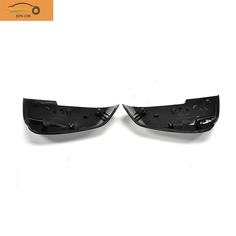 5 Serisi Karbon Fiber Yedek Yan Ayna Kapağı için BMW F10 F11 2014 - Araba Parçaları - Fotoğraf 2