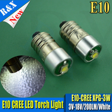 Buy   2x E10 Base 3-18V LED Fancy Gl  online