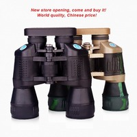 Best Selling Export Wholesale 7X50 Military Binoculars Binocular Optical Telescope Zoom IR Night Vision Outdoor 2015
